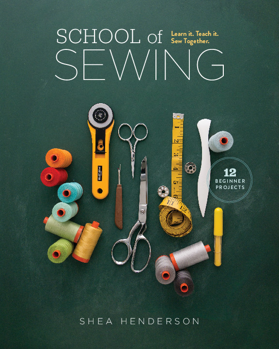 Book Cover Sewing Guide : School of sewing